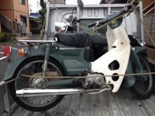 ビジネスバイク買取 愛知県
