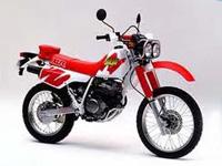XLR250R BAJA